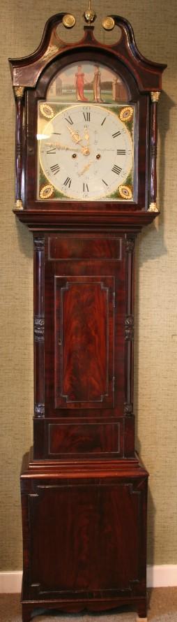 Robt. McArra clock