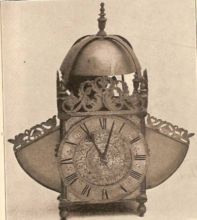 Edward East | Notable Horologist and Clockmaker to Charles I of England.