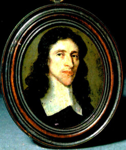 Portrait attributed to Edward East