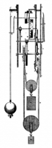 Huygens_first_clock_with_pendulum