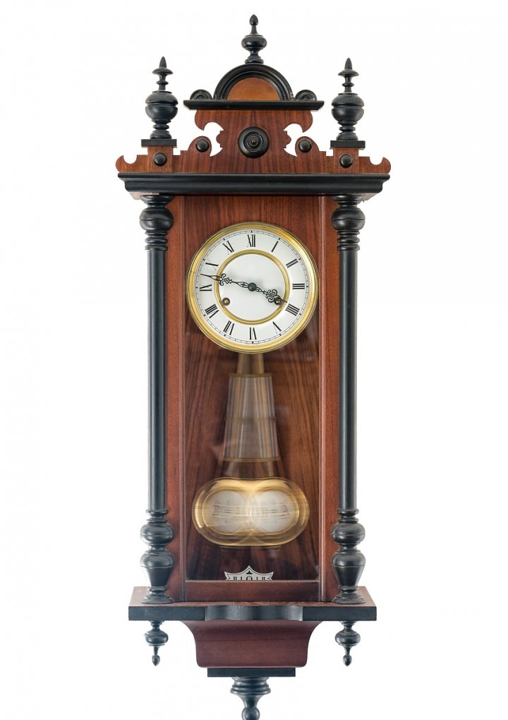A Pendulum clock: Accurate Timekeeping for 270 years.